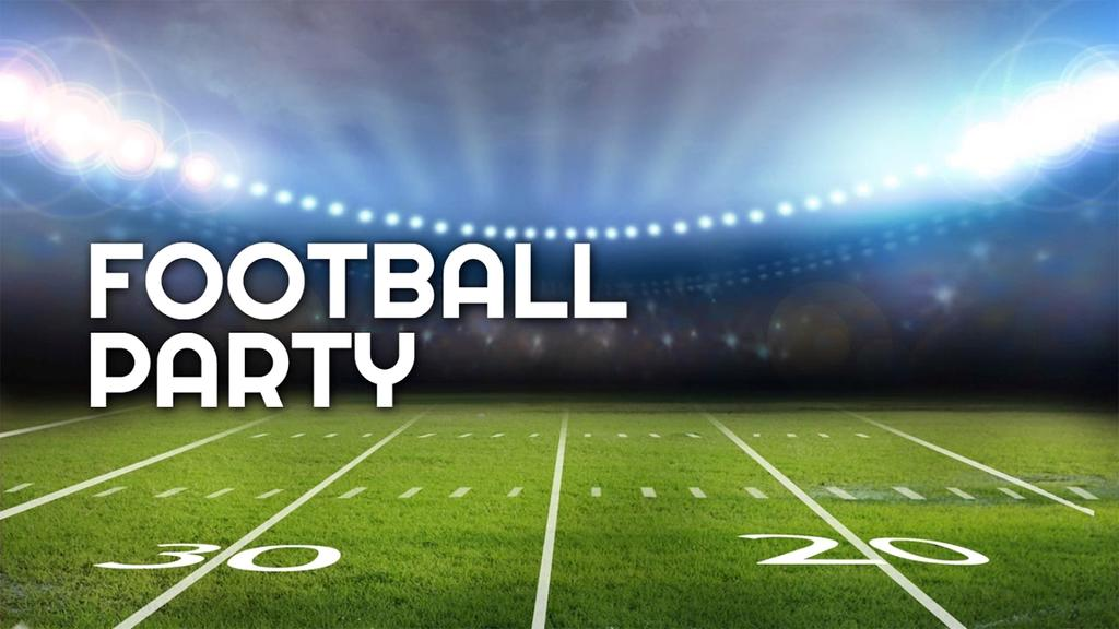 Football Party large preview