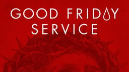 Good Friday service 16x9 PowerPoint Photoshop image