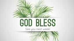 Palm Sunday  PowerPoint Photoshop image 1