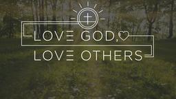 Love God, Others header subheader 16x9 PowerPoint Photoshop image
