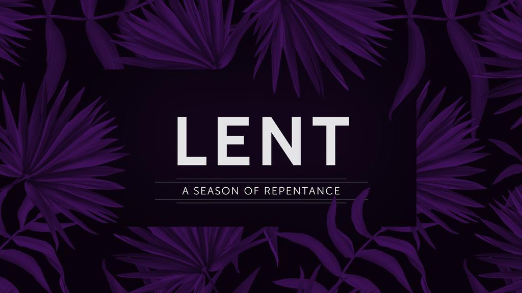 Lent large preview
