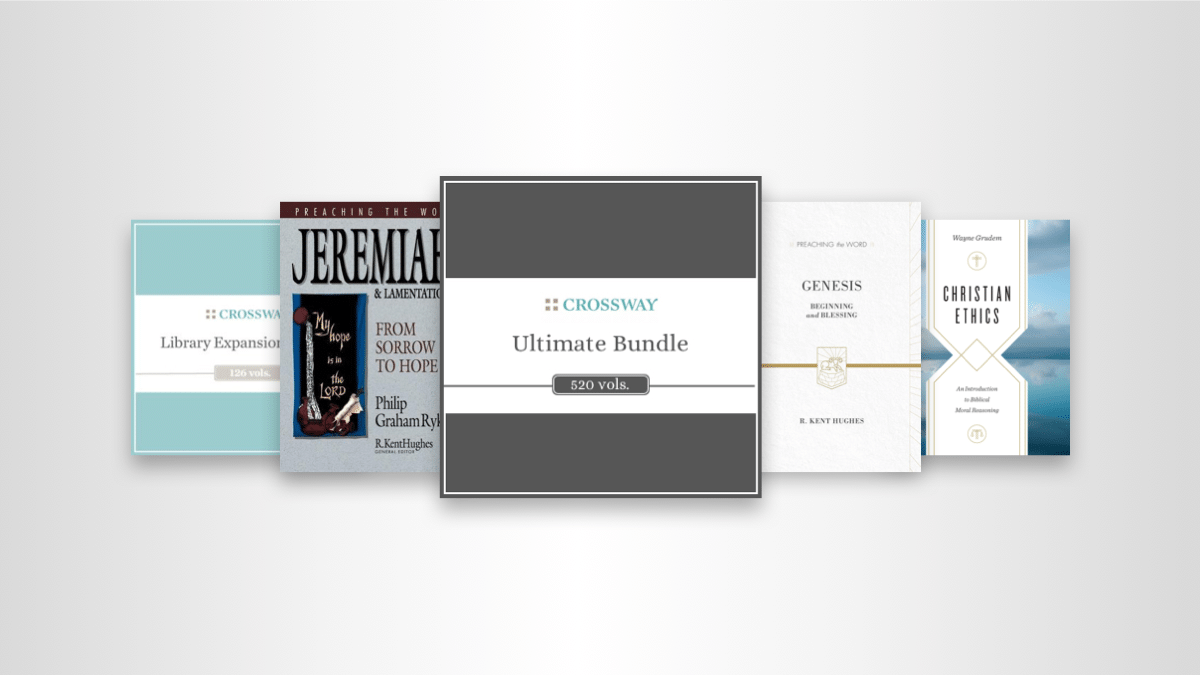 Logos Publisher Spotlight | Logos Bible Software