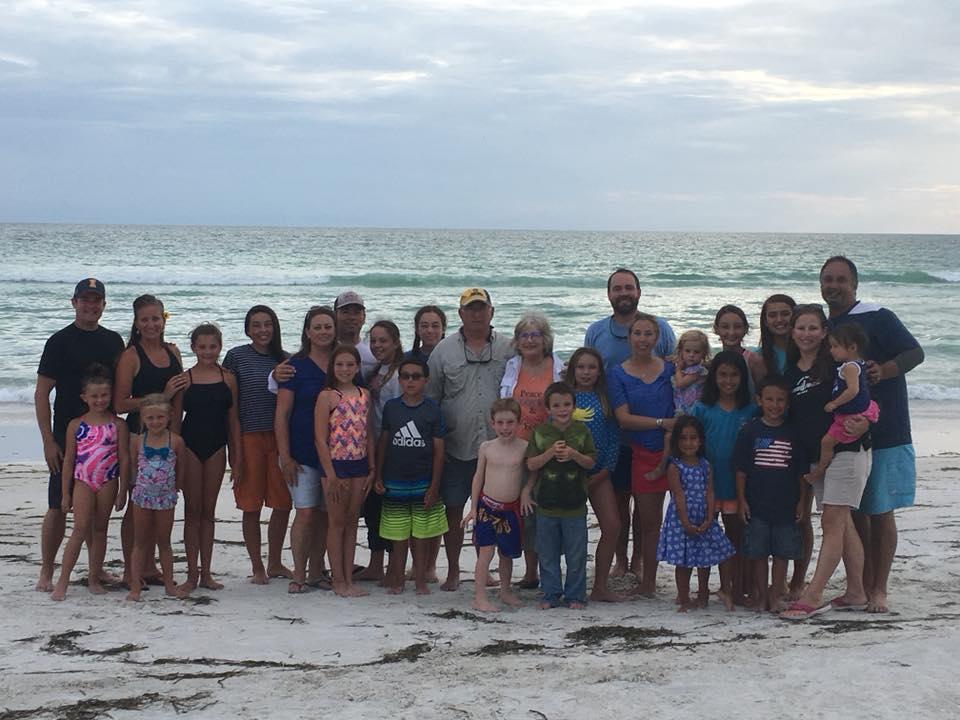Doug Family Pic