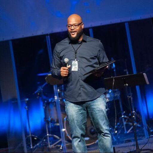 Corey Preaching