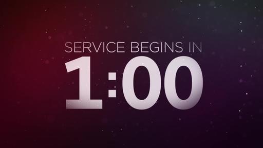 Subtle Particles - Countdown 1 min