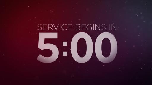 Subtle Particles - Countdown 5 min
