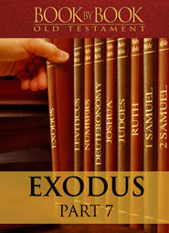 Book By Book: Exodus - Part 7 - The Lord Mediates (Ch. 32-34)