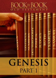Book By Book: Genesis - Part 1 - The Beginning of the Cosmos (Ch. 1)
