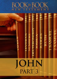 Book By Book: John - Part 3 - Working (Ch. 4-5)