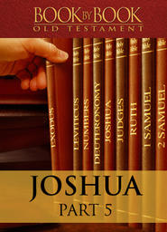 Book By Book: Joshua - Part 5 - Inheriting the Promised Land