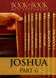 Book By Book: Joshua - Part 6 - Planning for the Future