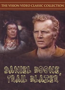 Daniel Boone, Trailblazer