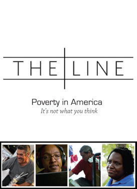 Line: Poverty in America