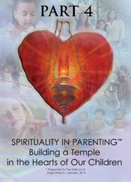 Spirituality in Parenting Part 4 -Patience