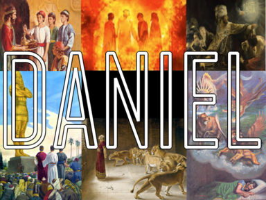 "Daniel  7 - ""Is Anyone Really in Control? YES! God Is!"""