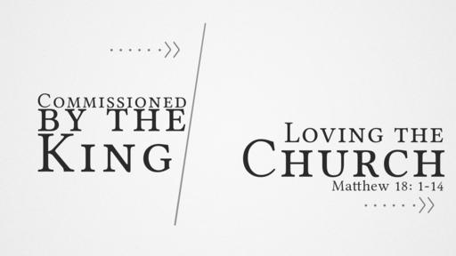 7/21/19 Loving the Church