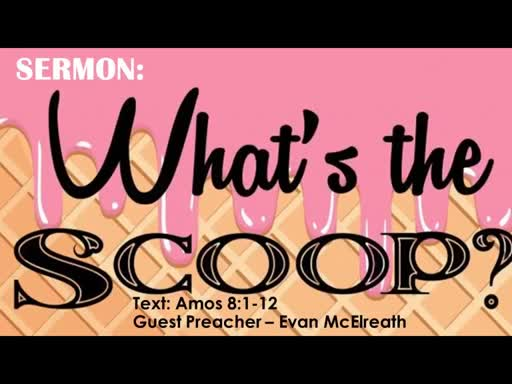 2019-07-21 Whats The Scoop