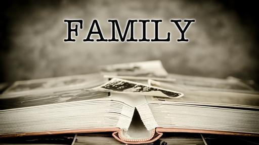 God's Design for the Family