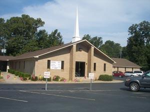Pleasant Hill Baptist Church