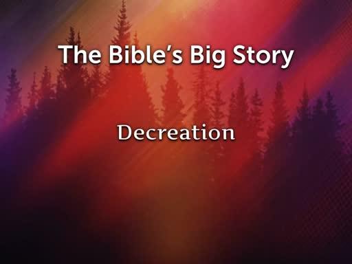 De-Creation