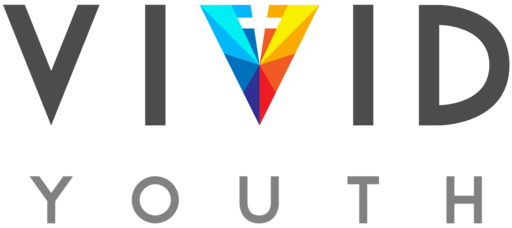 Vivid Youth Logo Layout Text