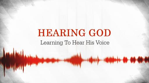 How Do I Know What I Believe I Hear Is Really God?