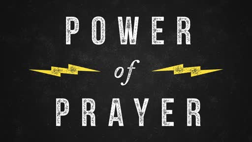 PRAYER, POWER, ENDURANCE