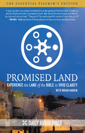 Daily Audio Bible: Promised Land