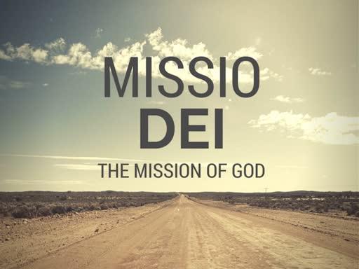 The Mission of God: God