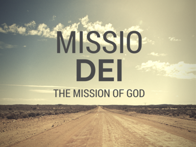 The Mission of God : Christians