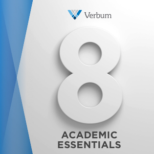 Verbum 8 Academic Essentials