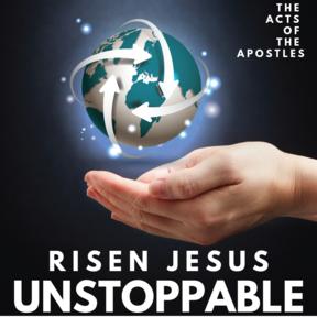Risen Jesus Directing - Acts 1:1-26