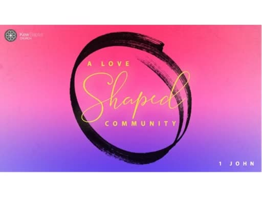A Loved Shaped Community