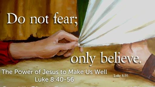 Encountering Jesus