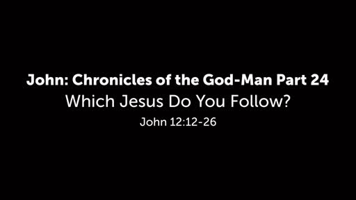 Which Jesus Do You Follow?