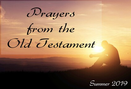 Prayers From The Old Testament
