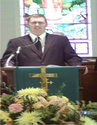 Pastor Cory