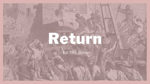 Eat This Book - Return