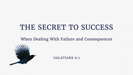 Dealing With Failure and Consequences