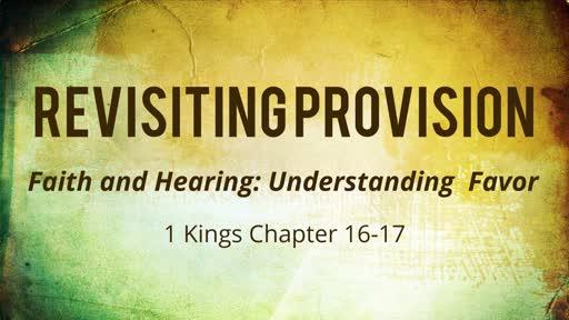 Revisiting Provision(Provision vs Prosperity)