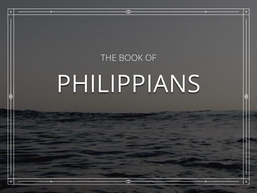 "Philippians 1 ""Abounding in Love"""