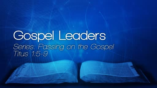 Gospel Leaders
