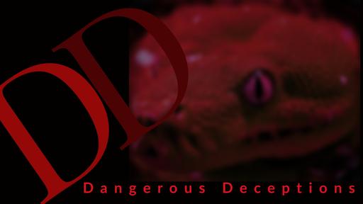 "Dangerous Deceptions ""Let Your Heart be your Guide"""