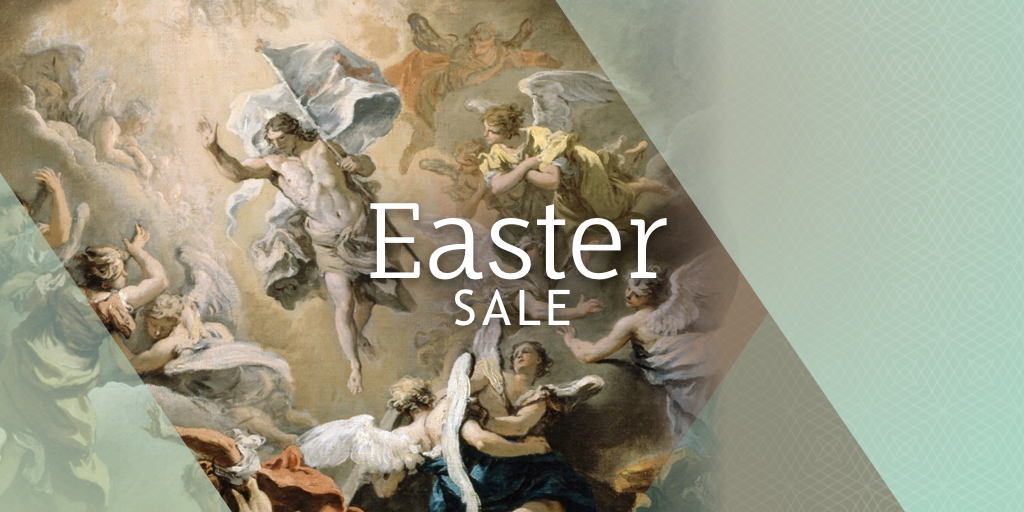 Verbum Easter Sale