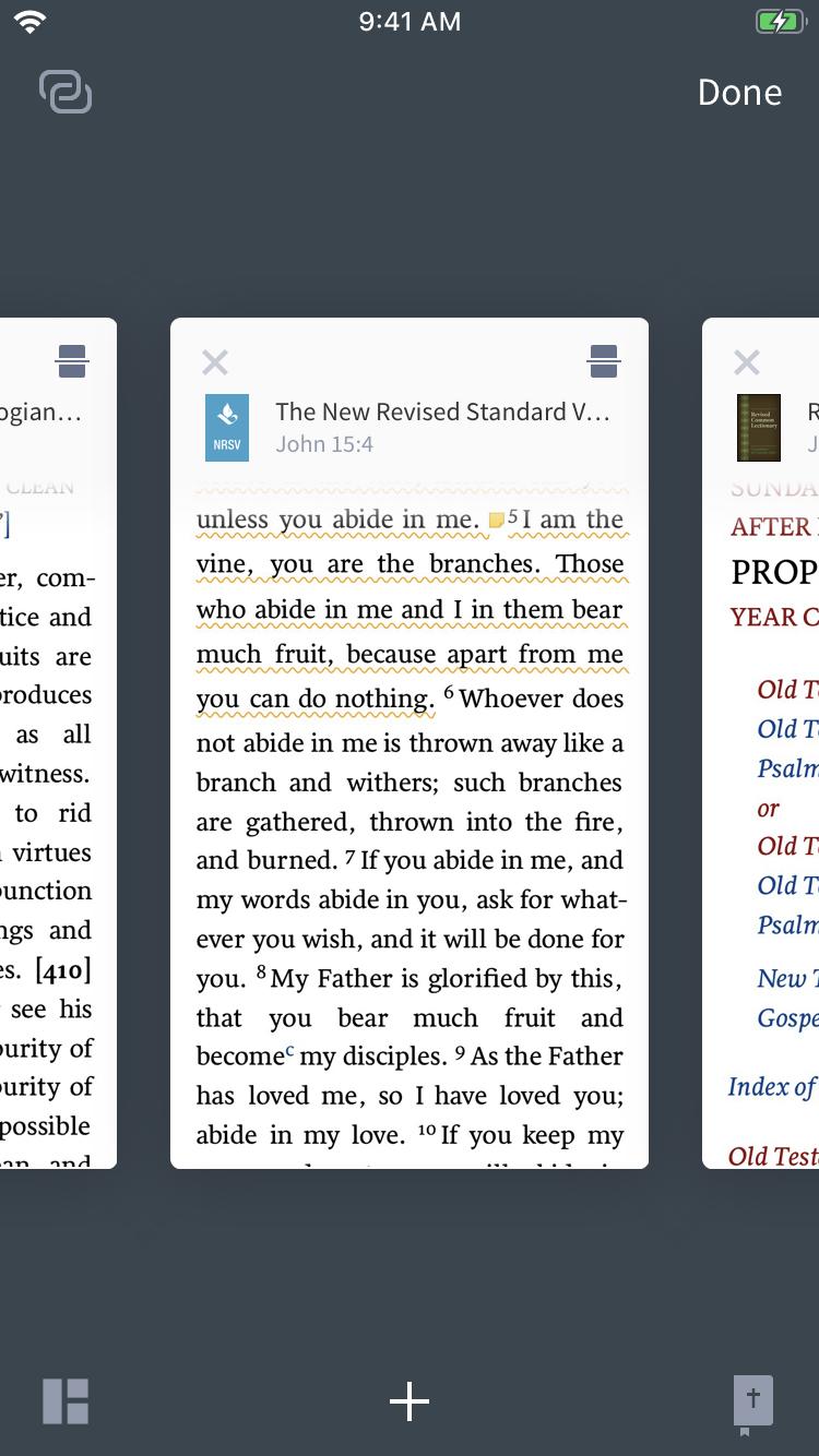 Mobile Layouts | Logos Bible Software