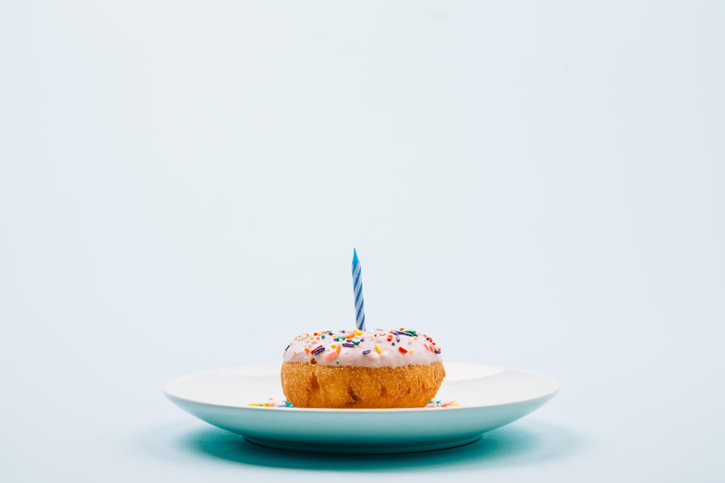 Birthday Doughnut large preview