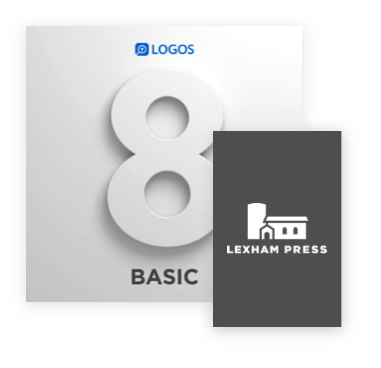 Logos 8 basic + 1 bonus book
