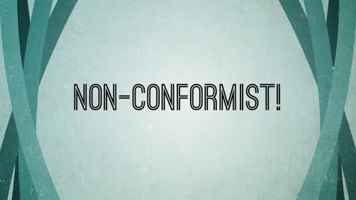 Freedom: Free from conformity