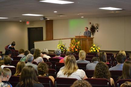Judy's Memorial Service 8/16/18