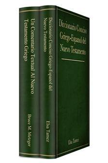 Comentario y diccionario del NT Griego